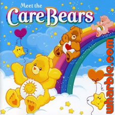 Meet the Care Bears CD