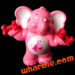 Lotsa Heart Elephant Care Bear Cousin Figure