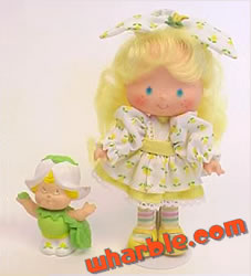 Mint Tulip Berrykin Doll
