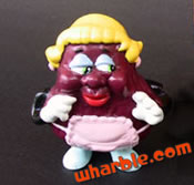 California Raisin Mom Figure