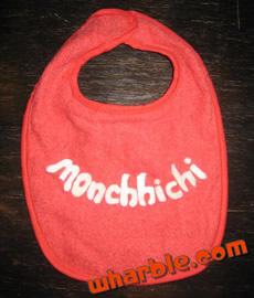 Monchhichi Bib