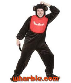 Monchhichi Costume