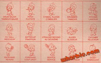 Monchhichi Figures Checklist