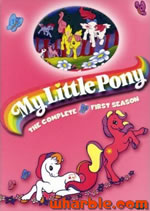 My Little Pony - The Complete First Season