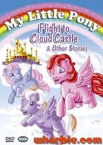 My Little Pony Flight to Cloud Castle