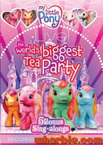 My Little Pony The World's Biggest Tea Party