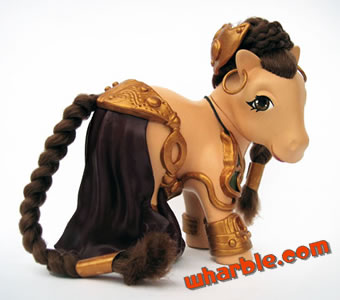 Princess Leia My Little Pony