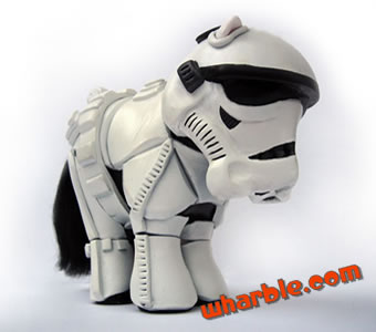 Stormtropper My Little Pony