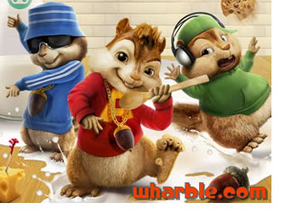 New Alvin & The Chipmunks