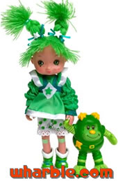 New Patty O'Green Doll