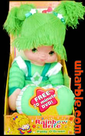 New Patty O'Green Doll & DVD