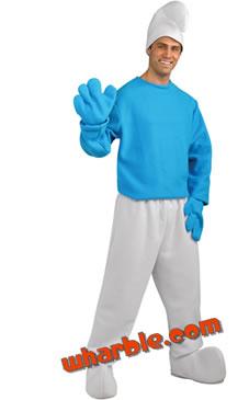 New Smurf Costume