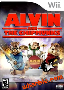 Alvin & The Chipmunks - Nintendo Wii