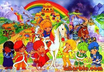 Original Rainbow Brite