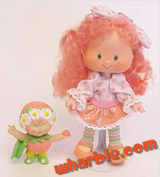 Peach Blush Berrykin Doll