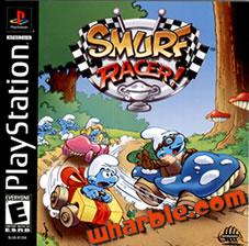 Smurf Racer - PlayStation