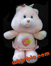 Plush Baby Hugs Care Bear