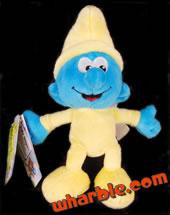 Plush Baby Smurf