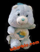 Plush Baby Tugs Care Bear