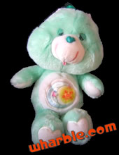 Plush Bedtime Care Bear