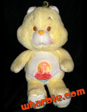 Plush Birthday Care Bear