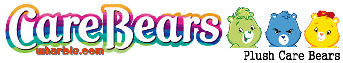 Plush Care Bears