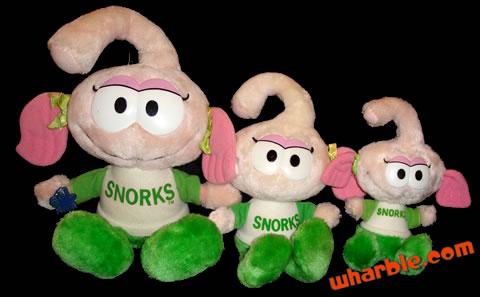 Plush Casey Snorks