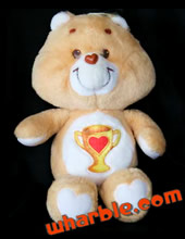 Plush Champ Care Bear