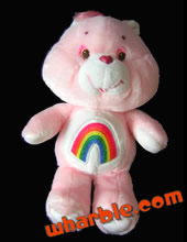 Plush Cheer Care Bear