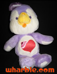 Plush Cozy Heart Penguin - Care Bear Cousin