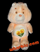 Plush Friend Care Bear