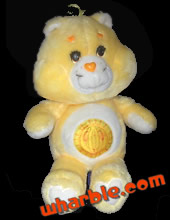 Plush Funshine Care Bear