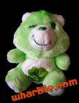 Plush Good Luck Bear