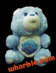 Plush Grumpy Bear