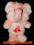 Plush Lotsa Heart Elephant - Care Bear Cousin