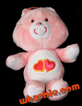 Plush Love-A-Lot Care Bear