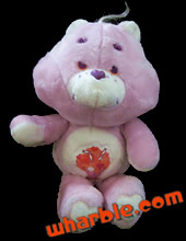 Plush Share Care Bear