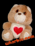 Plush Tenderheart Bear