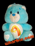 Plush Wish Bear
