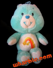 Plush Wish Care Bear