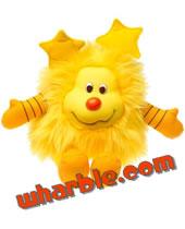 Plush Yellow Sprite - Spark