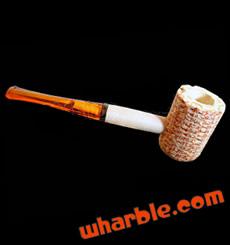 Popeye Corn Cob Pipe