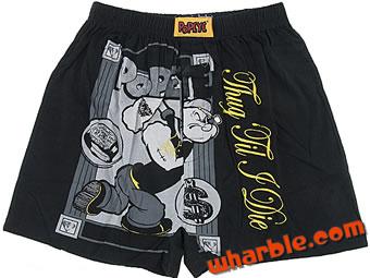 Popeye Boxer Shorts