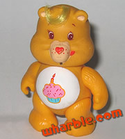 Poseable Birthday Bear