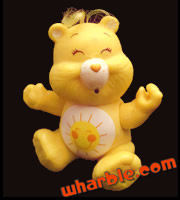 Poseable Care Bear Figure