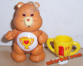 Poseable Champ Bear
