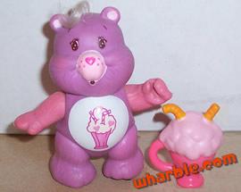 Poseable Share Bear