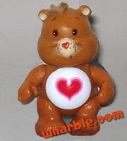 Poseable Tenderheart Bear
