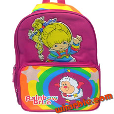 Rainbow Brite Backpack