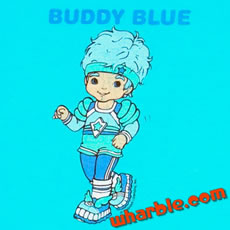 Buddy Blue T-Shirt